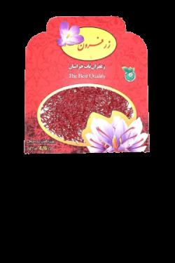 زعفران ۱ مثقالی